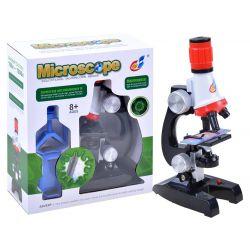 Mikroskop + príslušenstvo