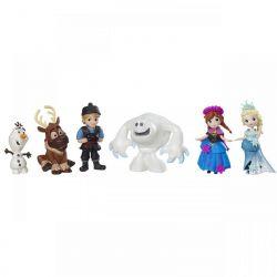 Frozen kolekce přátel, 6 postaviček s doplňky