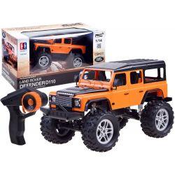 EE Terénne autíčko Land Rover Defender na diaľkové ovládanie, licencia