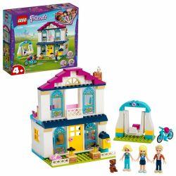 Lego Friends Stephanie a jej dom