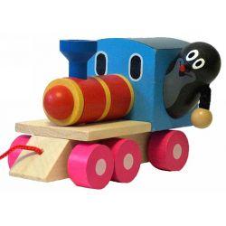 Ťahacia lokomotíva Krtko