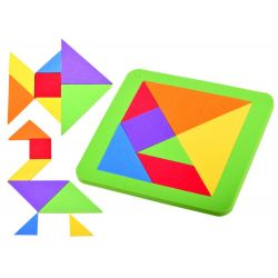 Tangram: Penové puzzle – hlavolam