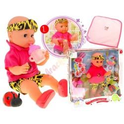 TUTU love mluvící senzorická panenka - reaguje na pohyb