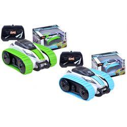 STORM STUNT – pásové auto na diaľkové ovládanie, 2 farby