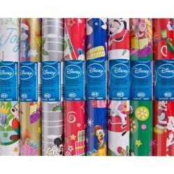 Vianočný bal. papier SADOCH, 2m Disney