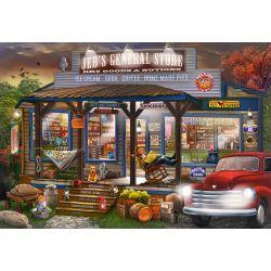 Castorland Puzzle Jeb´s obchod, 1000 dielov