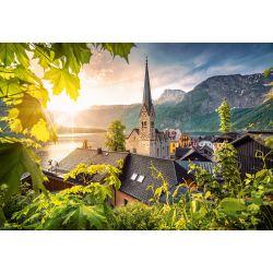 Castorland Puzzle Pohladnica z Hallstattu 1000 ks