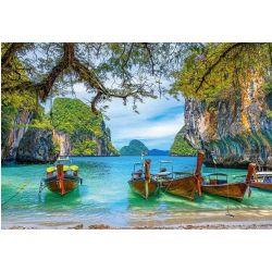 Castorland Puzzle Pláž v Thajsku, 1500 dielov