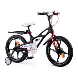 RoyalBaby detský bicykel SPACE SHUTTLE  čierny