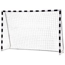 Kovová futbalová bránka 300x205x90 cm