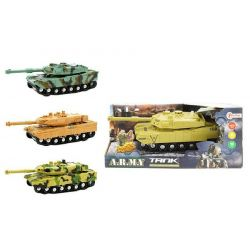 Tank 23 cm so zvukom