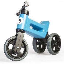 Funny Wheels odrážadlo Super Sport 2v1 modre