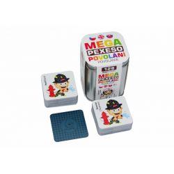 Mega Pexeso Povolanie 128  kariet