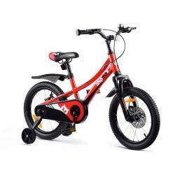 """RoyalBaby Detský bicykel Chipmunk Explorer, 16"""" červený"""