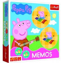 Pexeso - Peppa Pig