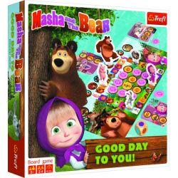 Máša a medveď - Prajem krásny deň