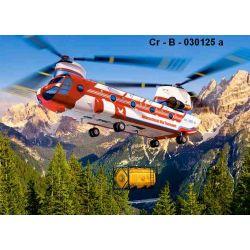 Castorland Puzzle Transport lietadlom, 300 dielov