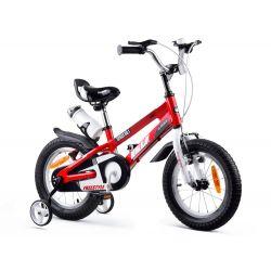 """RoyalBaby Detský bicykel Rower SPACE, hliník, 14"""""""