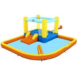 BESTWAY 53381 Detské nafukovacie ihrisko s trampolínou