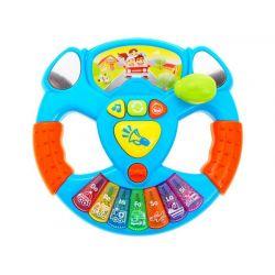 Interaktívny detský volant