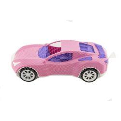Auto športové ružové