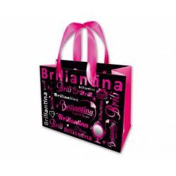 Darčeková taška Briliantina 14x11cm
