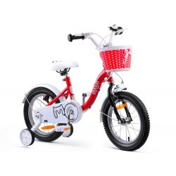 "RoyalBaby Detský bicykel Chipmunk MM, 14"","