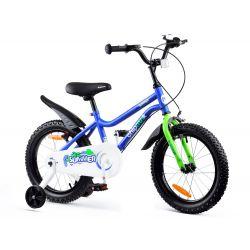 "RoyalBaby Detský bicykel Chipmunk MK, 16"",Modrý"