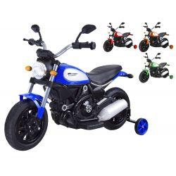 Detská elektrická motorka Street Bob, 3farby