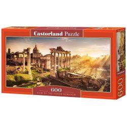 Castorland Puzzle Forum Romanum, 600 dielikov