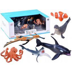 Figúrky – Morský svet + Nemo