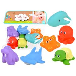 BaBy Toys: Gumené morské zvieratká