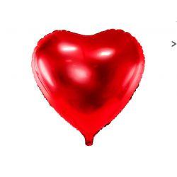 Fóliový balón- Srdce