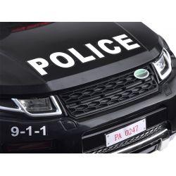 ELCARS Detské elektrické policajné auto