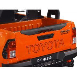 ELCARS Elektrické auto Toyota Hilux, lakované