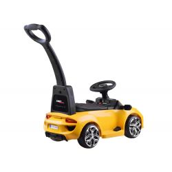 Odrážadlo, elektrické autíčko 3v1