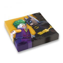 Papierové servítky Lego Batman, 16 ks