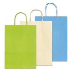 Darčeková taška SADOCH Allegra svetlo modrá M