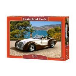 Castorland Puzzle Roadster...