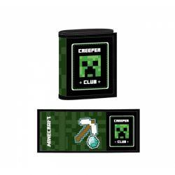 MINECRAFT- Športová peňaženka