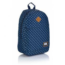 HEAD Denim Blue- Študentský batoh