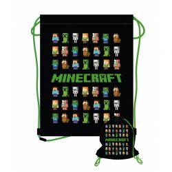 MINECRAFT- Vrecúško na prezuvky