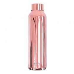 QUOKKA: SLEEK ROSE GOLD- Nerezová fľaša