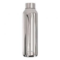 QUOKKA: SLEEK SILVER- Nerezová fľaša