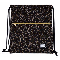 HEAD Golden Hearts- Luxusné vrecúško na chrbát