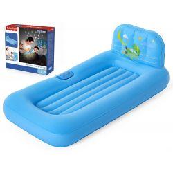FisherPrice- Nafukovací matrac na spanie s projektorom