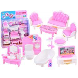 Nábytok do domu pre bábiky
