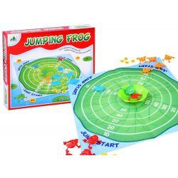 Hra skákajúce žaby