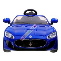 ELCARS elektrické autíčko, Maseratti, licence, EVA kola, otevírací dveře