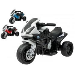 ELCARS dětská elektrická motorka BMW 65 cm, 3 barvy